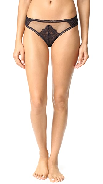 Thistle & Spire Eyelash Lace Mirage Thong