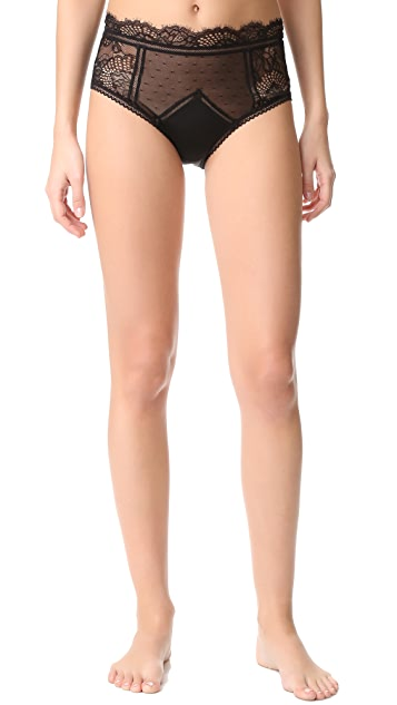 Thistle & Spire Amore High Waisted Briefs
