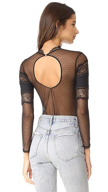 Thistle & Spire Amore Long Sleeve Bodysuit