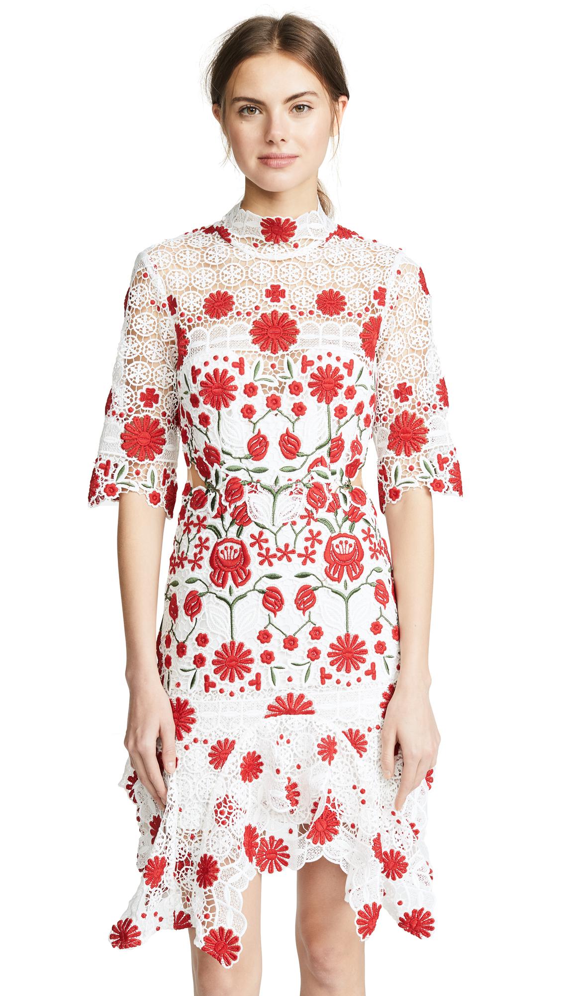THURLEY English Rose Dress