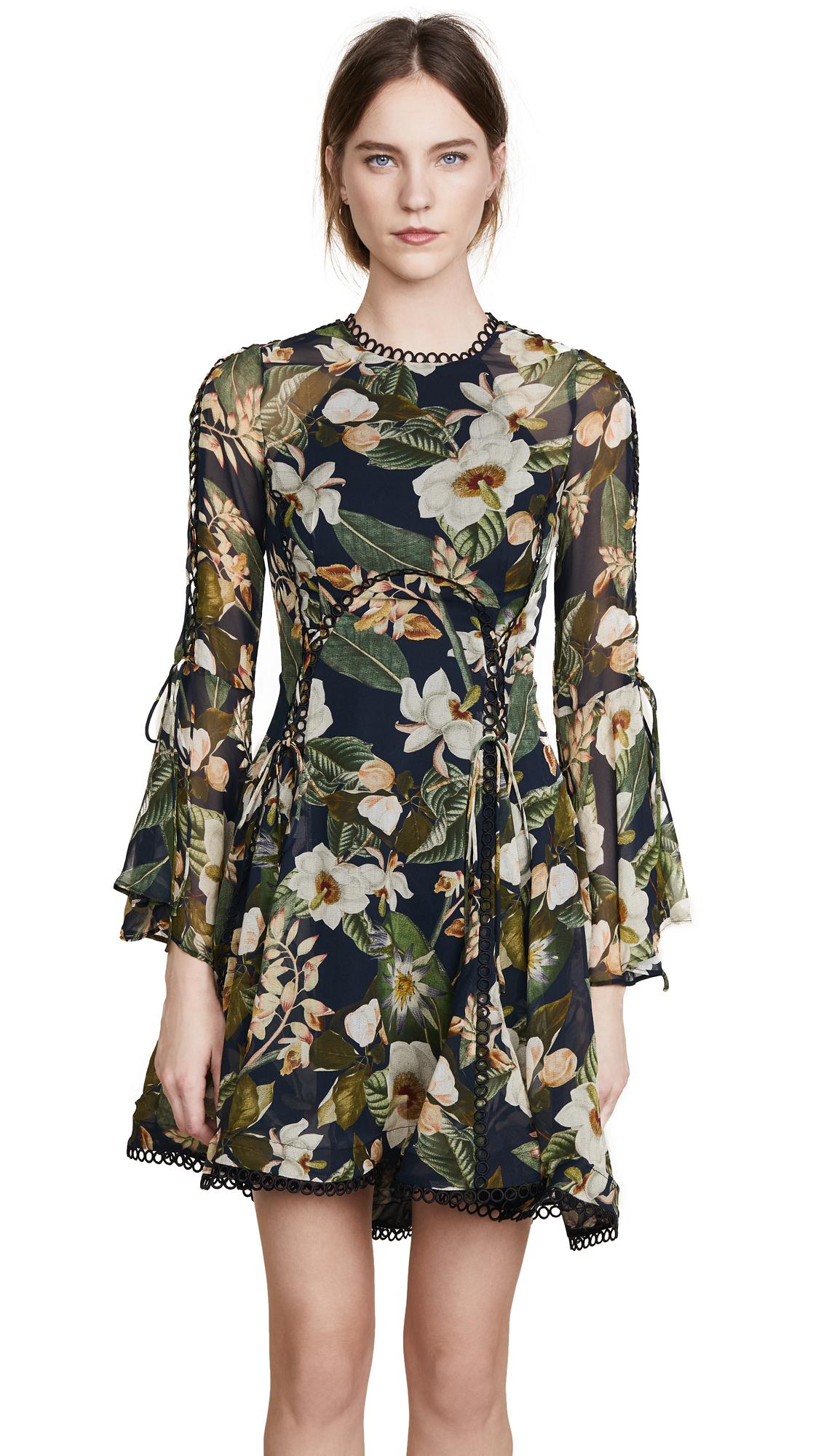 083b48c223ce THURLEY Poppy Paradise Print Dress | SHOPBOP