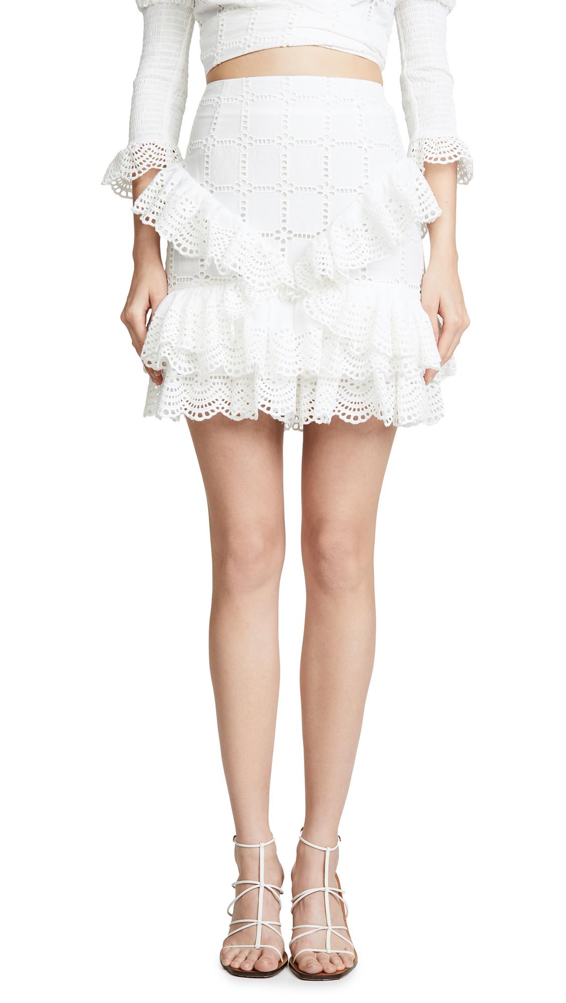 Buy THURLEY online - photo of THURLEY Raven Miniskirt