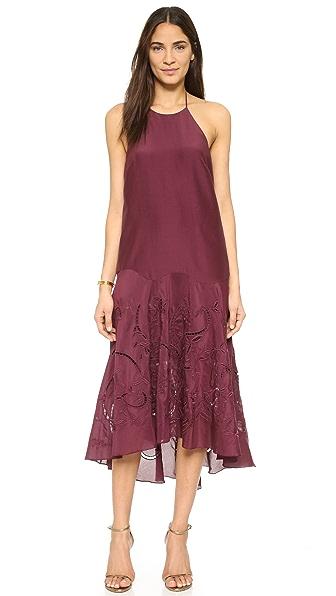 Tibi Circular Flared Dress