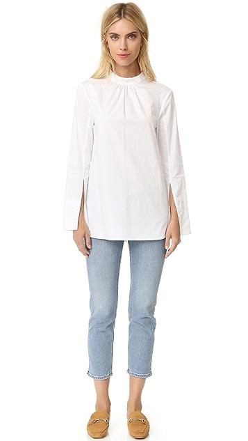 Tibi Backwards Shirt
