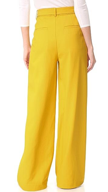 Tibi Широкие брюки