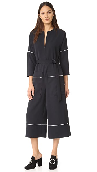 Tibi Jumpsuit with Belt