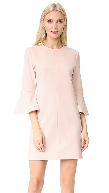 Tibi Bell Sleeve Dress