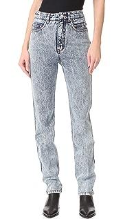 Tibi Trish 牛仔裤