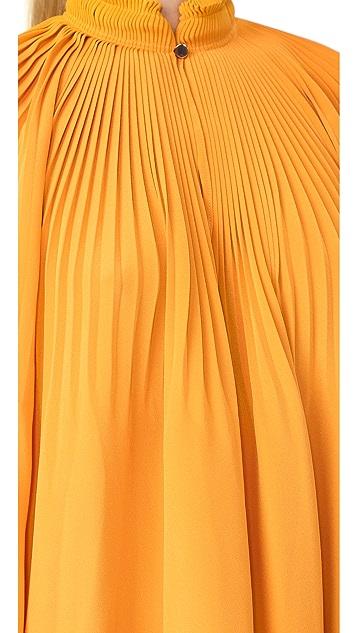 Tibi Edwardian Short Dress