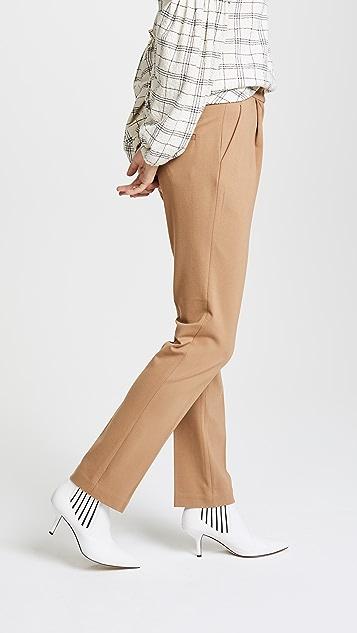 Tibi Stirrup Pants