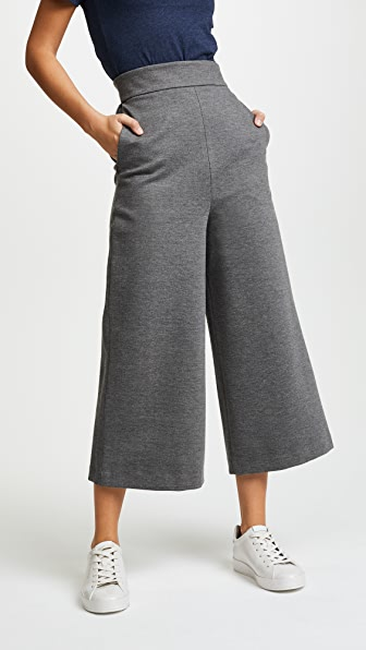 Tibi High Waisted Nerd Pants