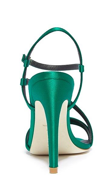 Tibi Vivian Sandal Pumps