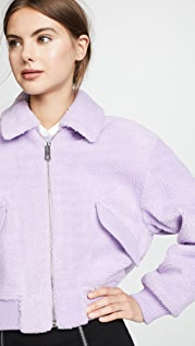 Tibi Gus Cropped Jacket