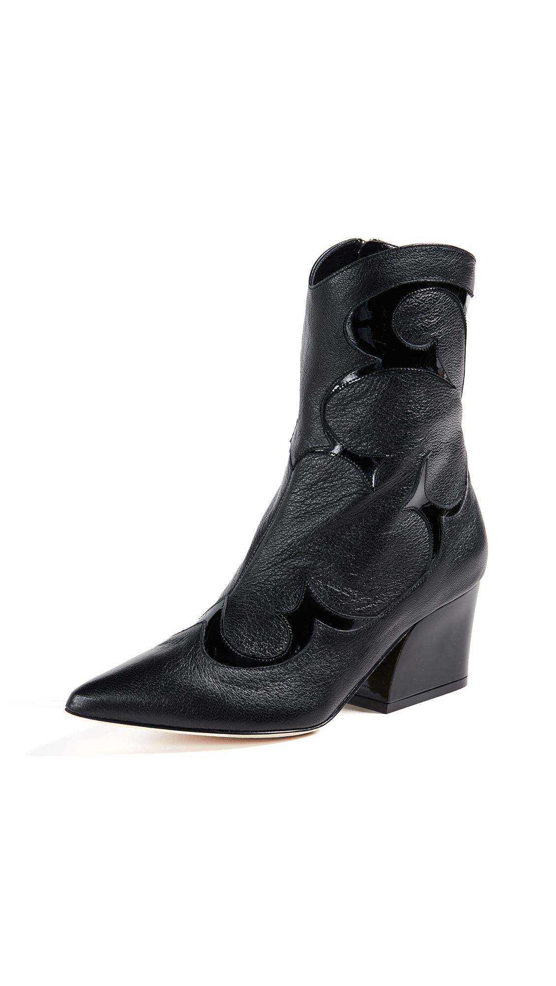Tibi Felix Boots - Black