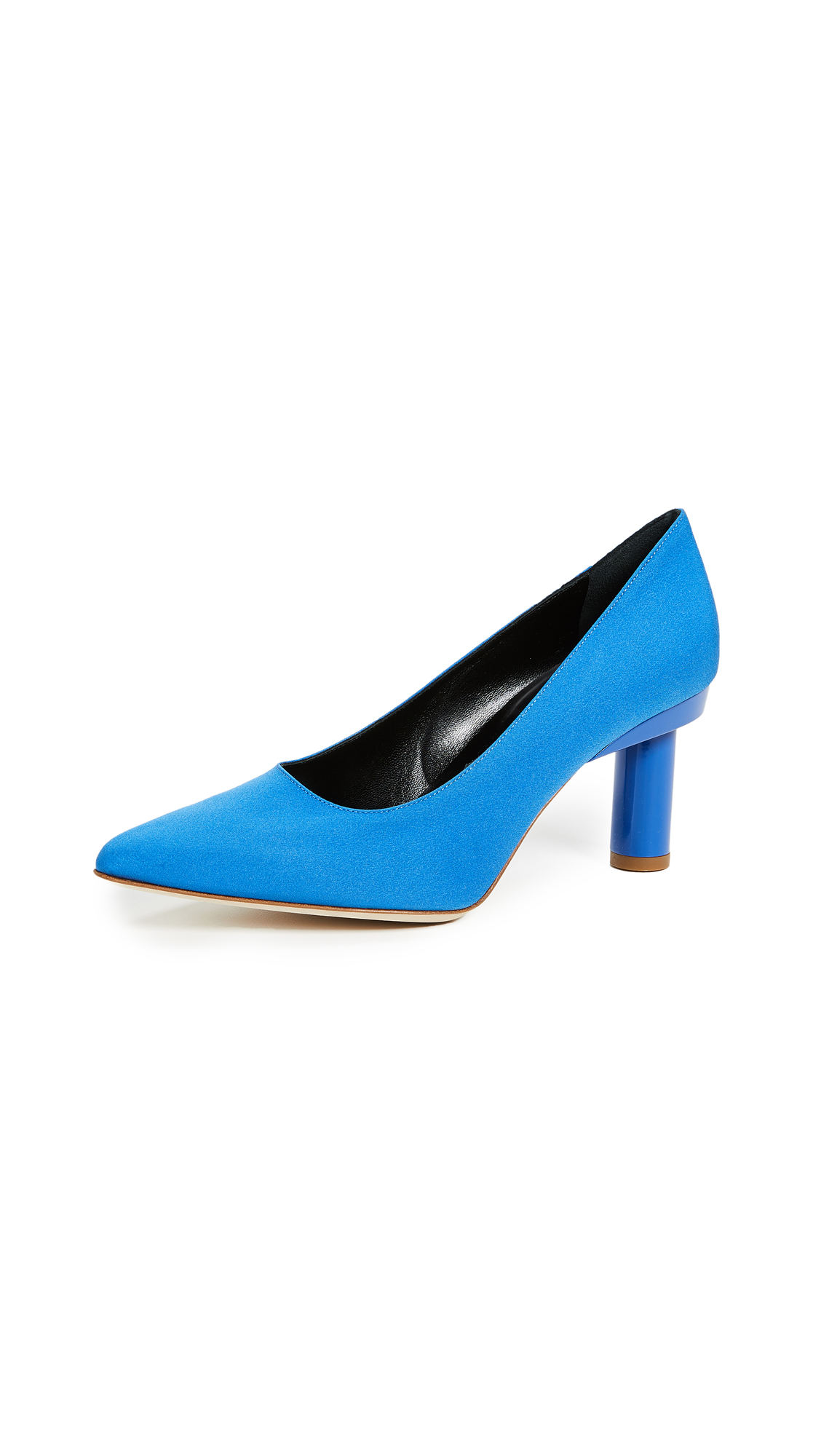 Tibi Zo Pumps - Blue