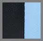 черный/голубой мульти