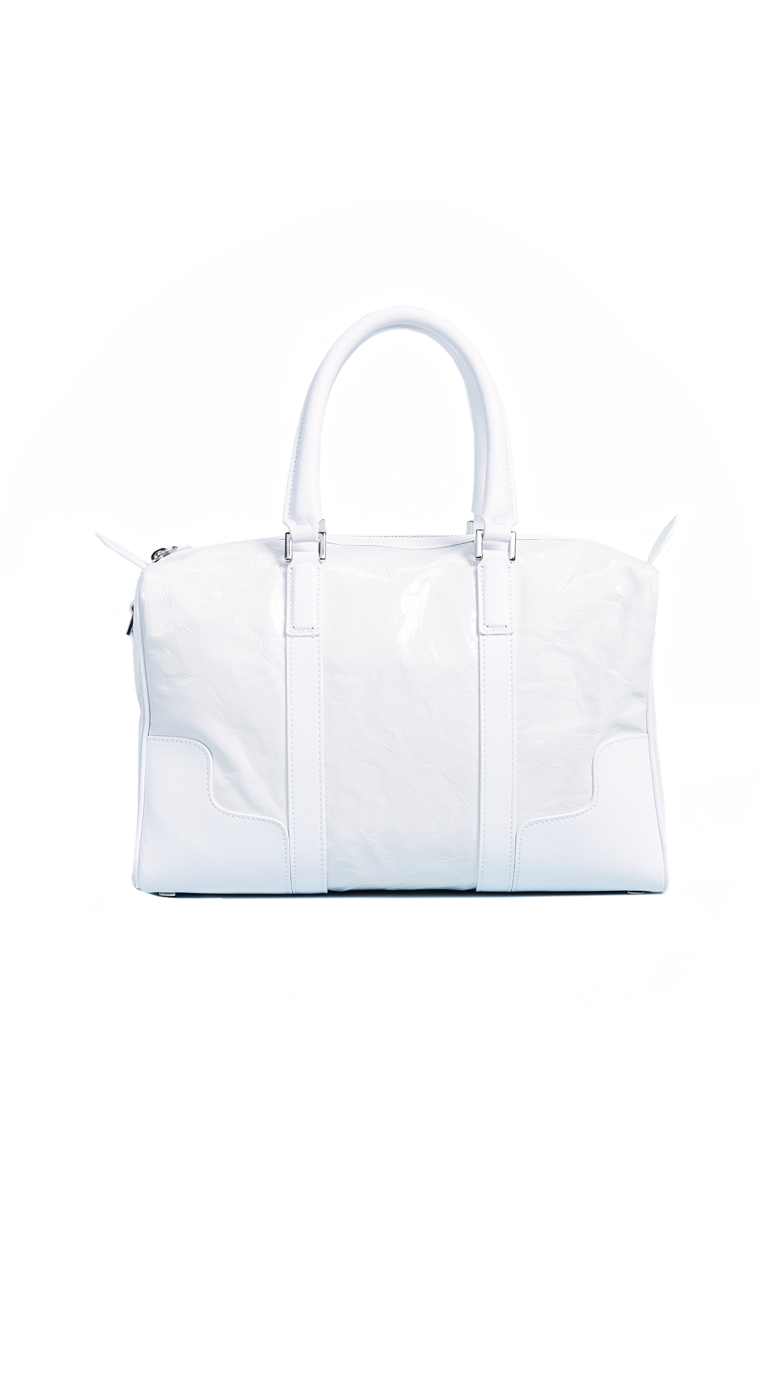 Tibi Mercredi Bag - White