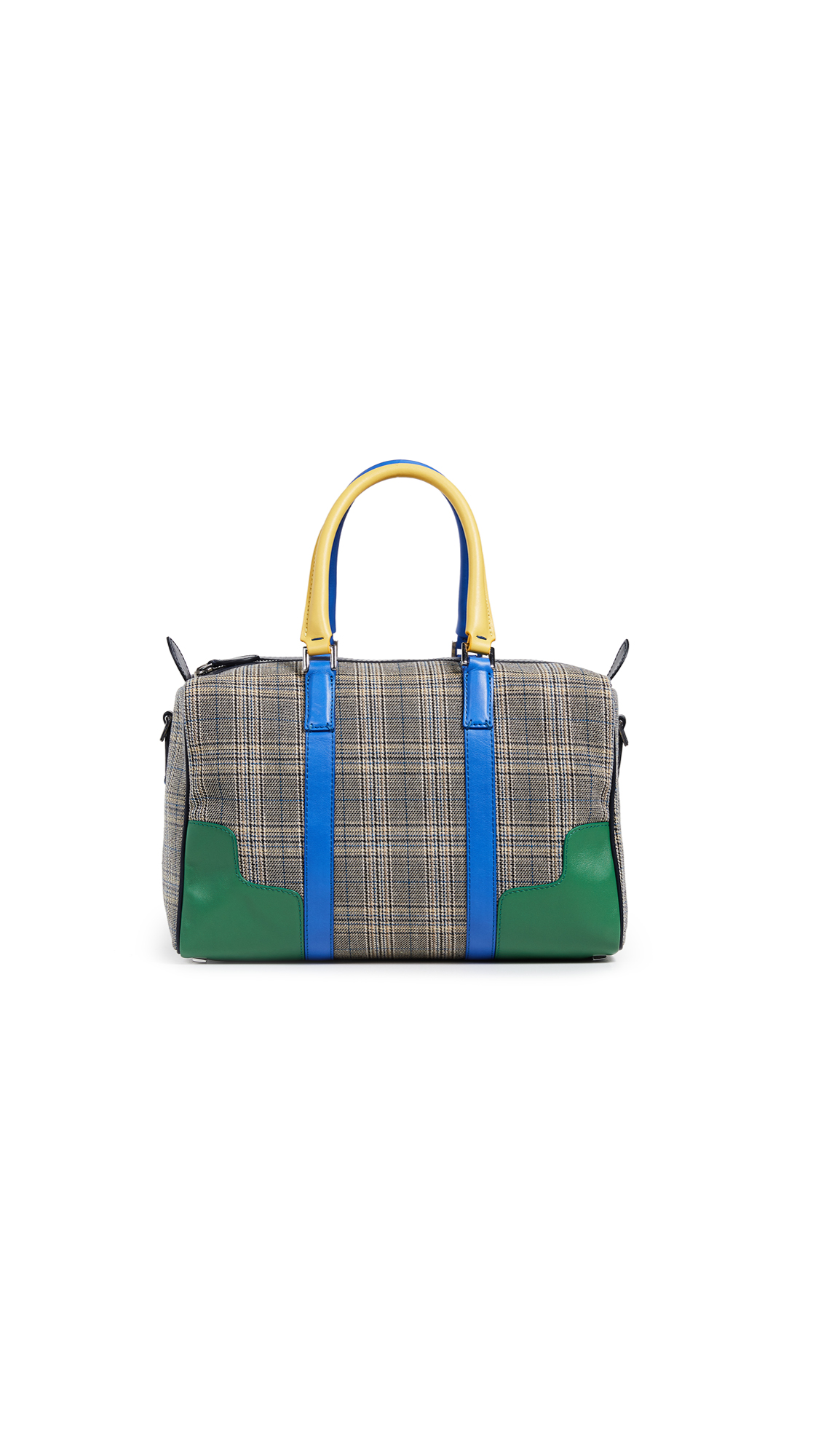Tibi Mercredi Bag - Plaid