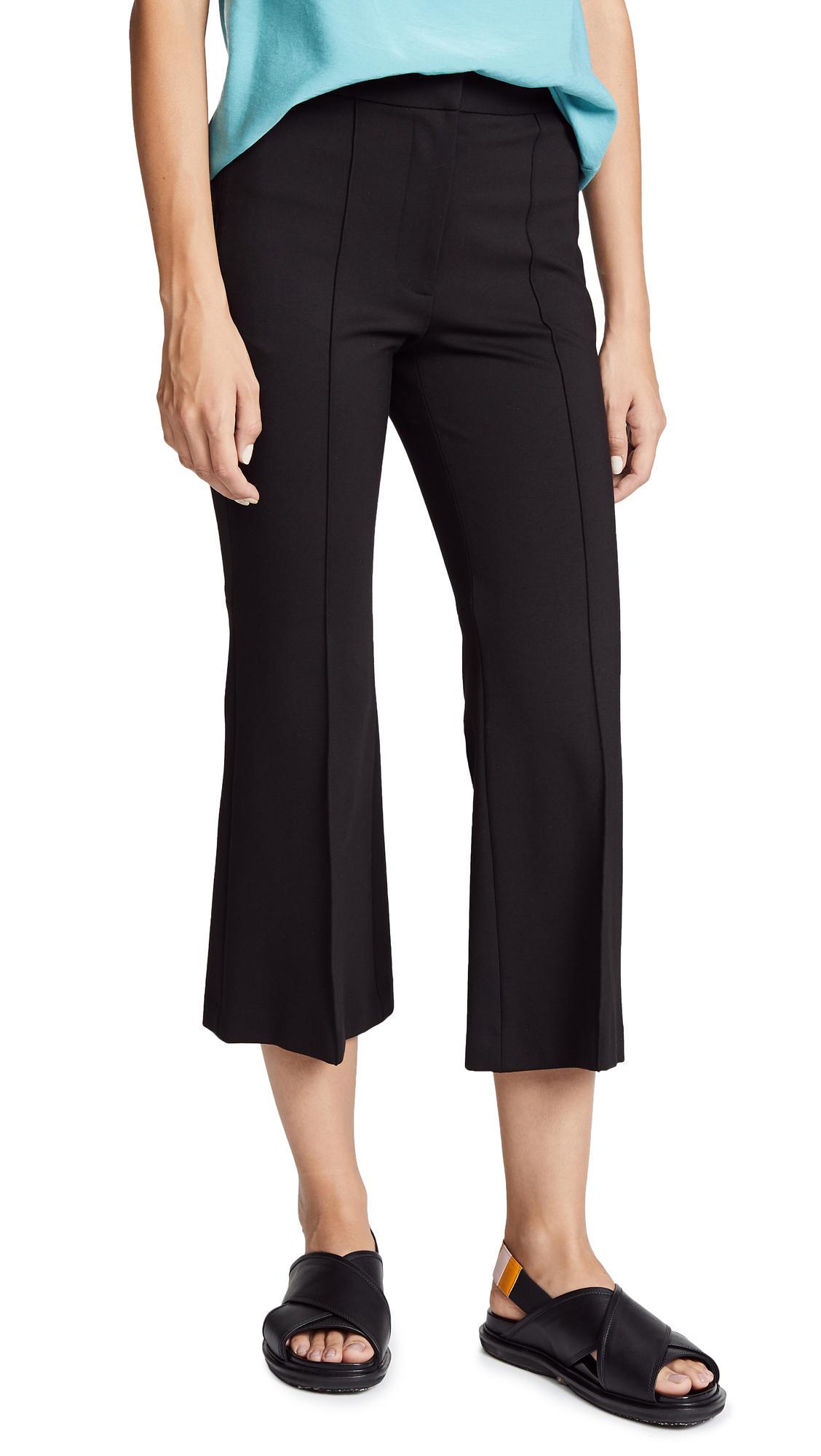 Tibi Tailored Pants - Black