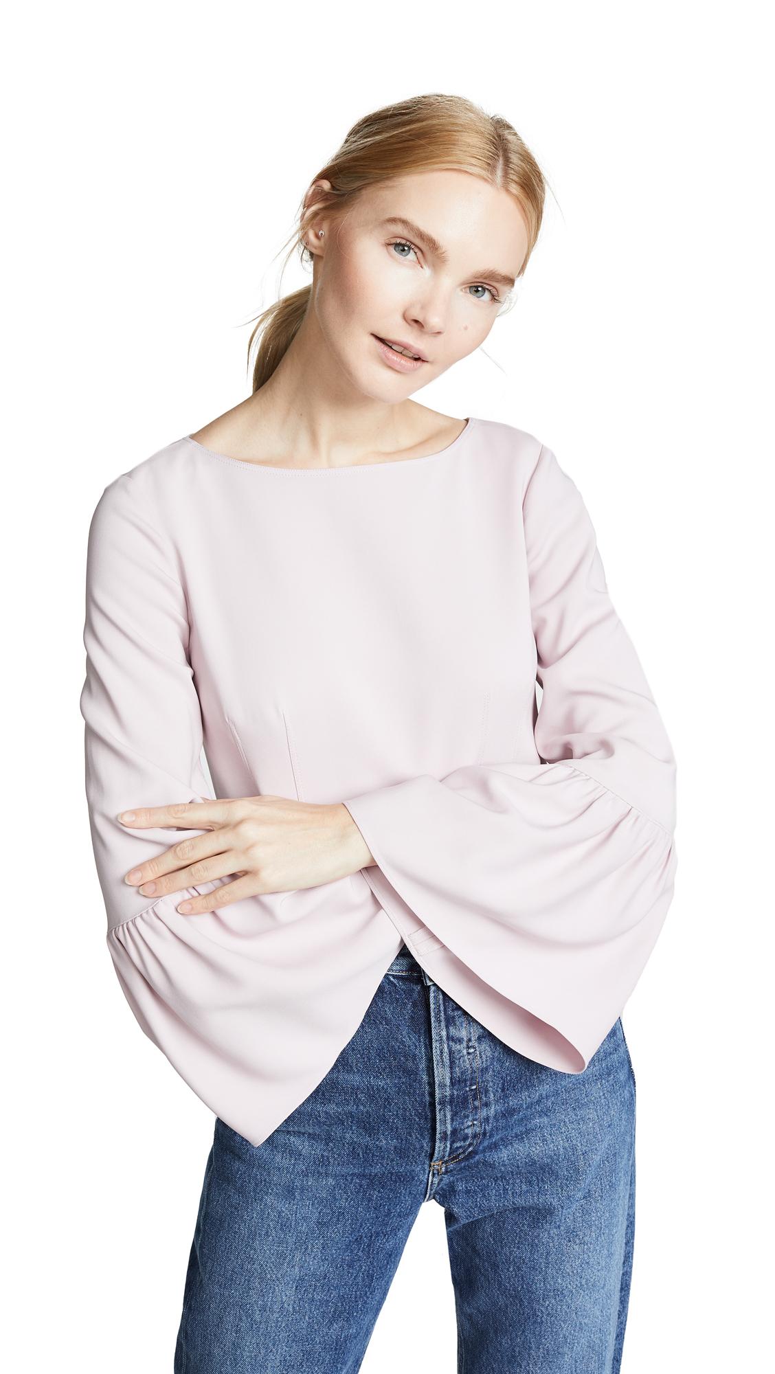 Tibi Corset Top - Pink