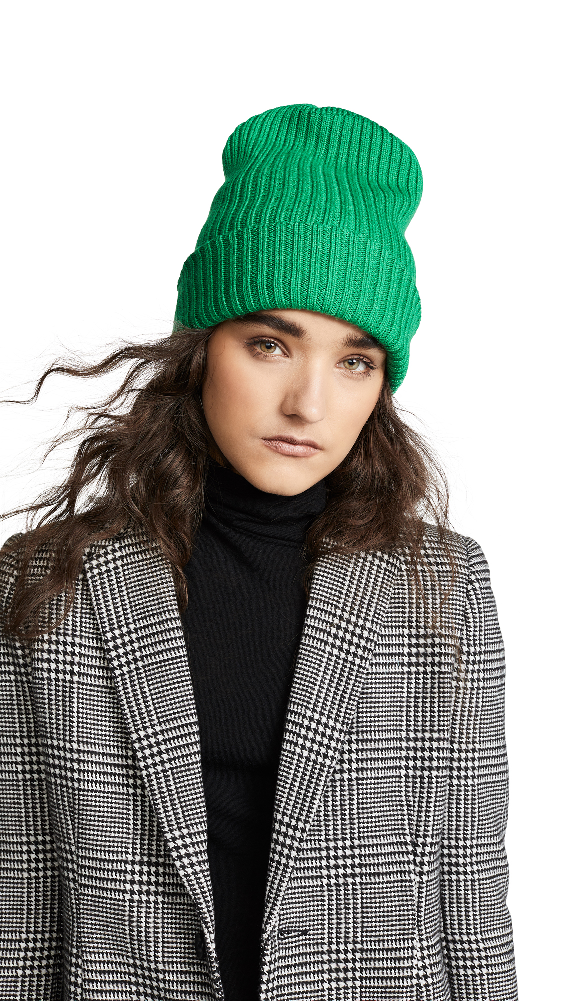 Tibi Beanie - Green