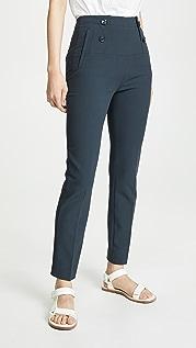 Tibi Идеально скроенные брюки