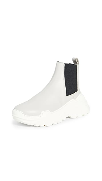 Photo of  Tibi Diego Boots- shop Tibi Boots, Flat online sales