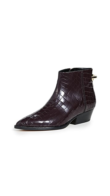 Tibi West Booties