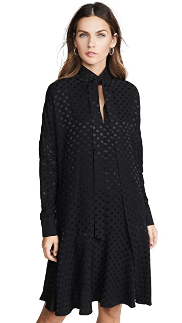 Tibi Dolman Dress