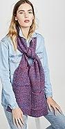 Tibi 羊毛围巾