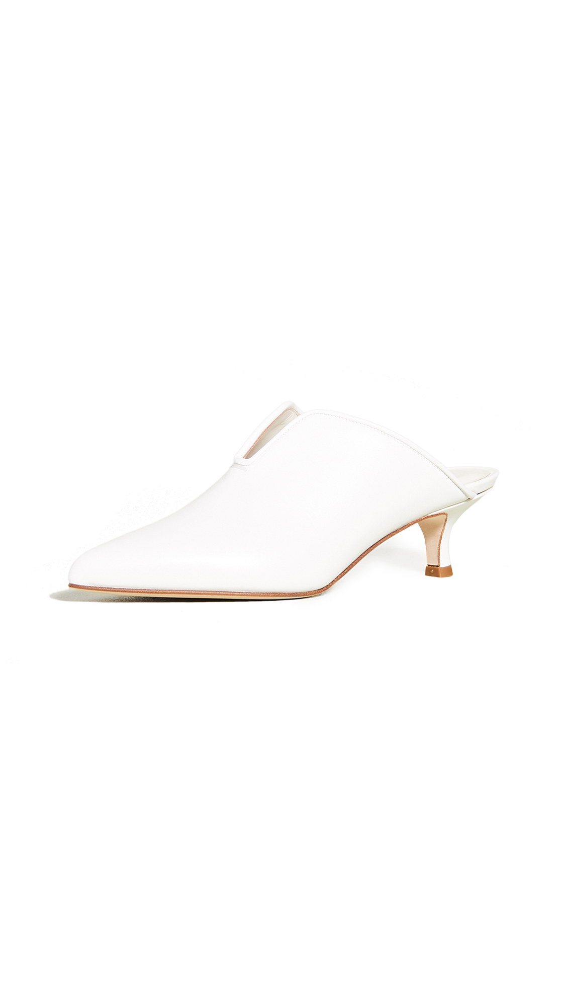 Tibi Dana Mule Pumps - 30% Off Sale