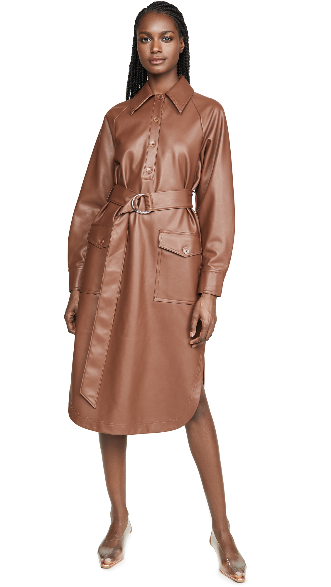Buy Tibi online - photo of Tibi Shirtdress