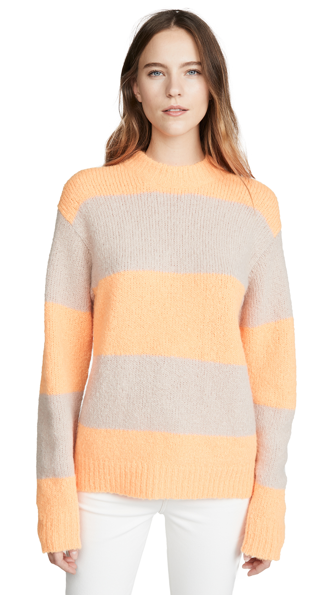 Buy Tibi online - photo of Tibi Alpaca Easy Pullover