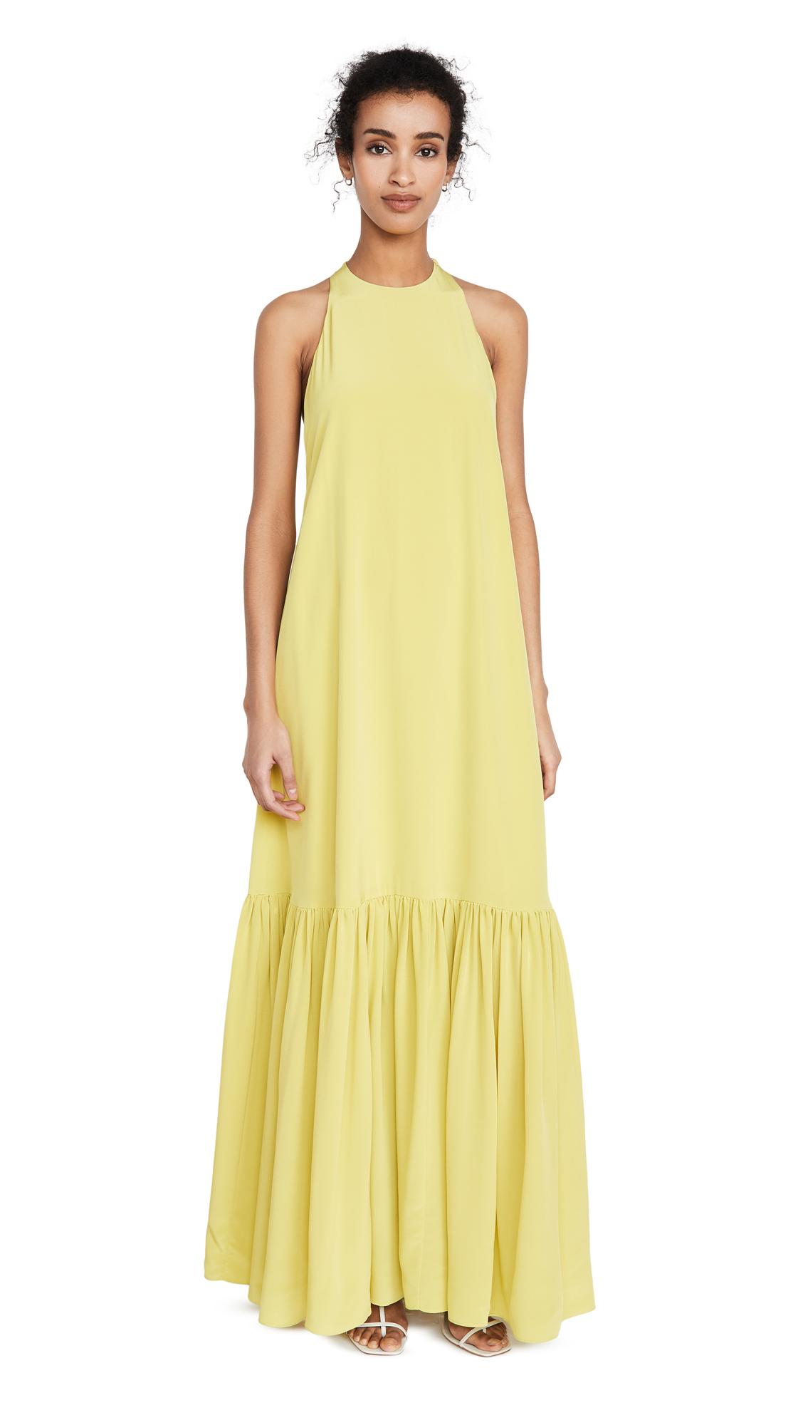 Buy Tibi Long Halter Dress online beautiful Tibi Clothing, Dresses