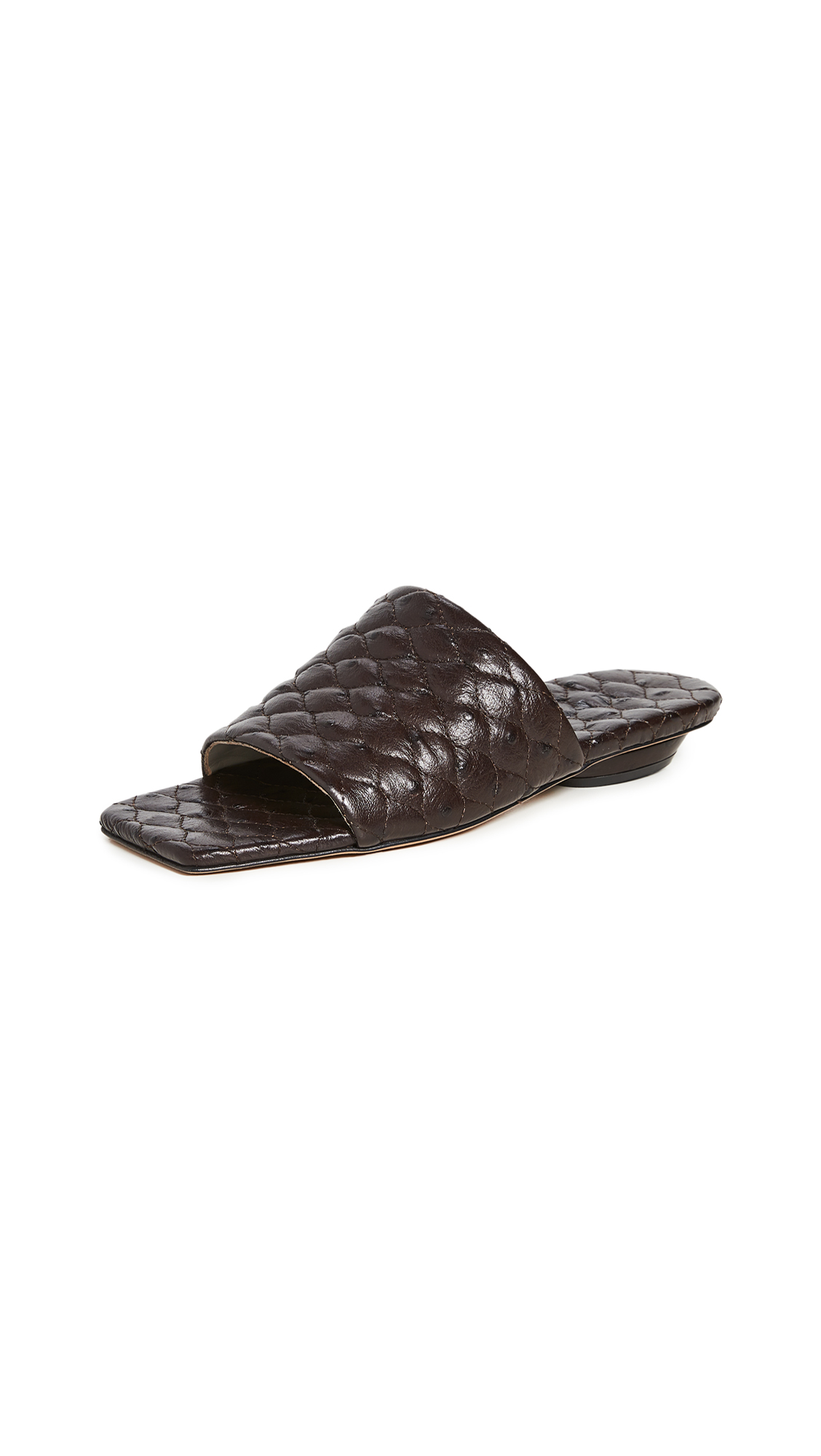 Tibi Han Quilted Sandals – 50% Off Sale