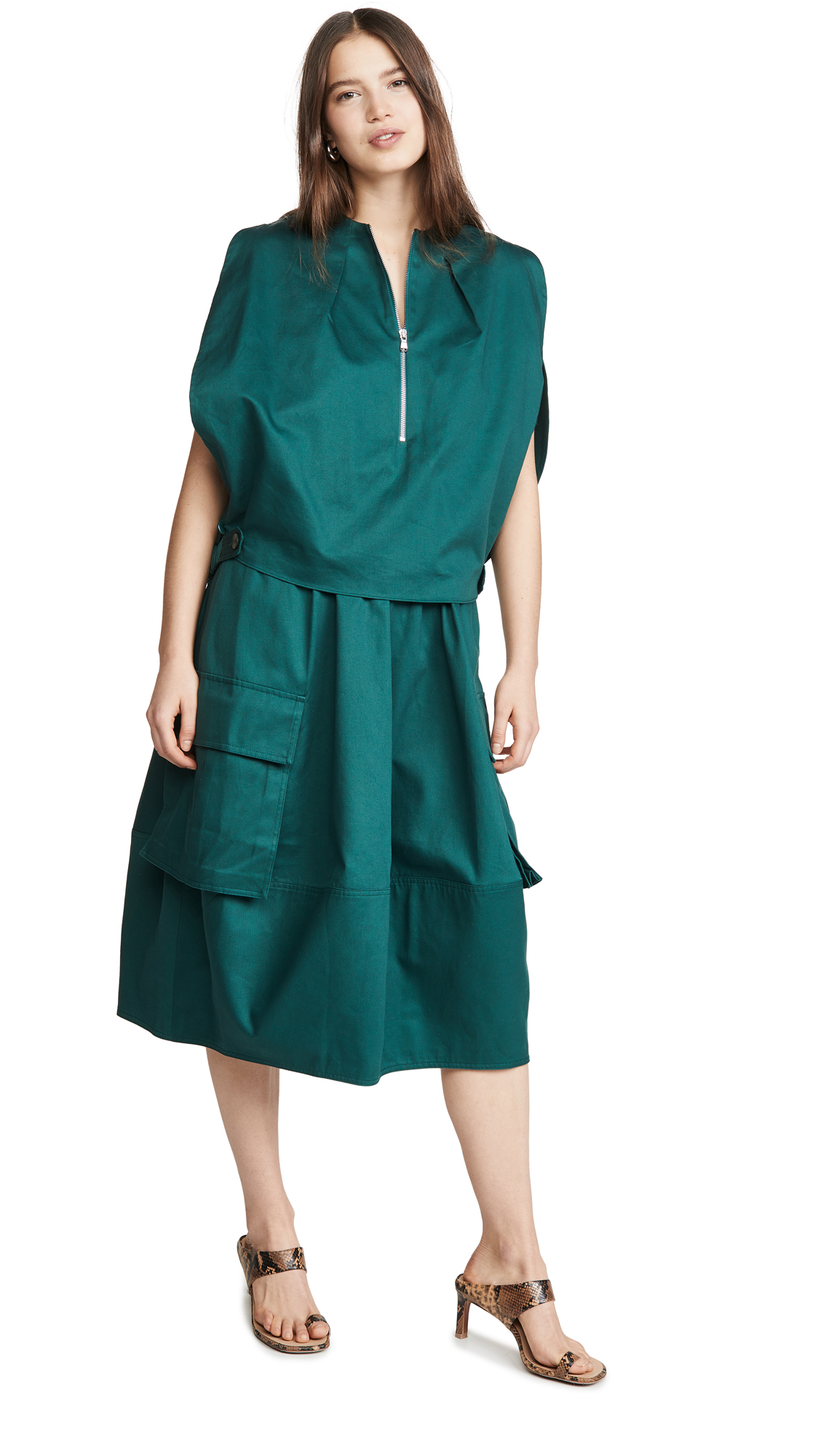 Buy Tibi Balloon Dress online beautiful Tibi Clothing, Dresses