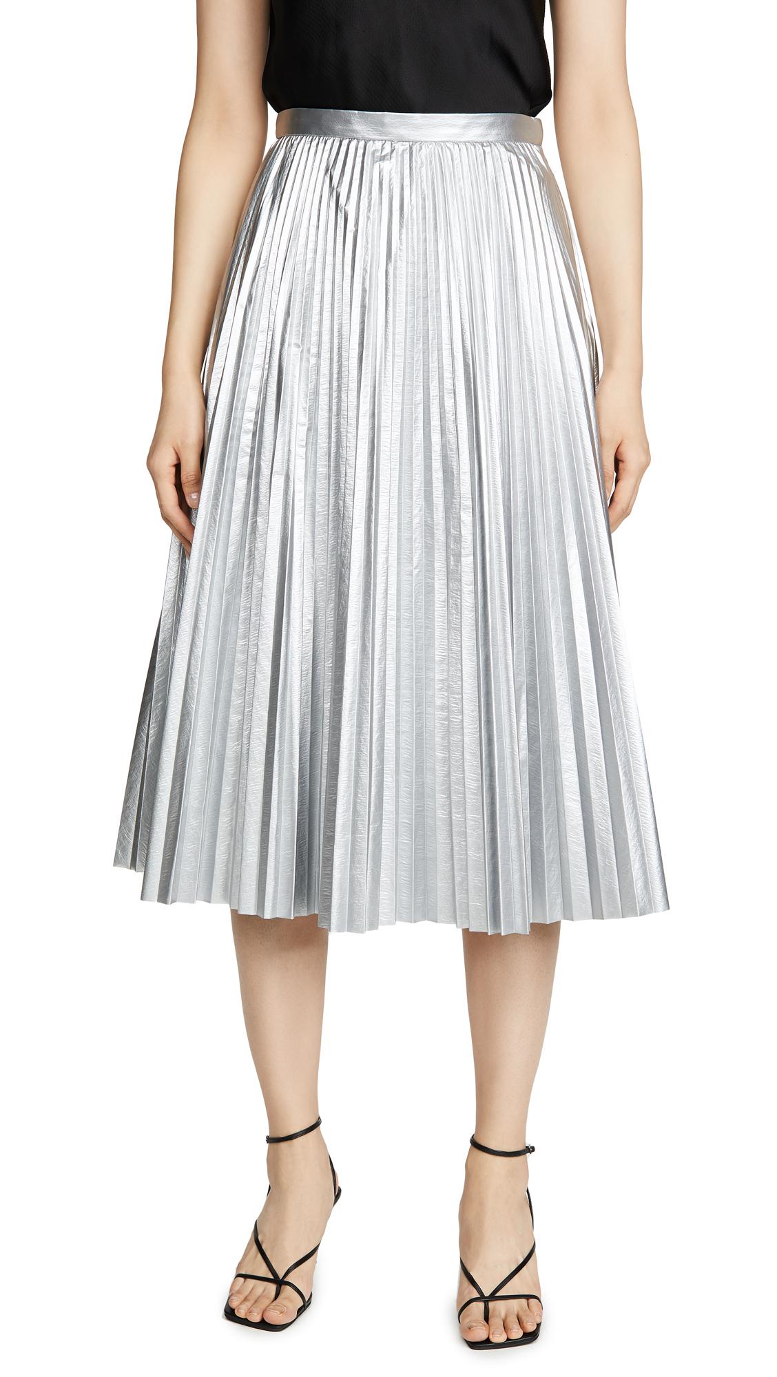 Buy Tibi online - photo of Tibi Pleated Skirt