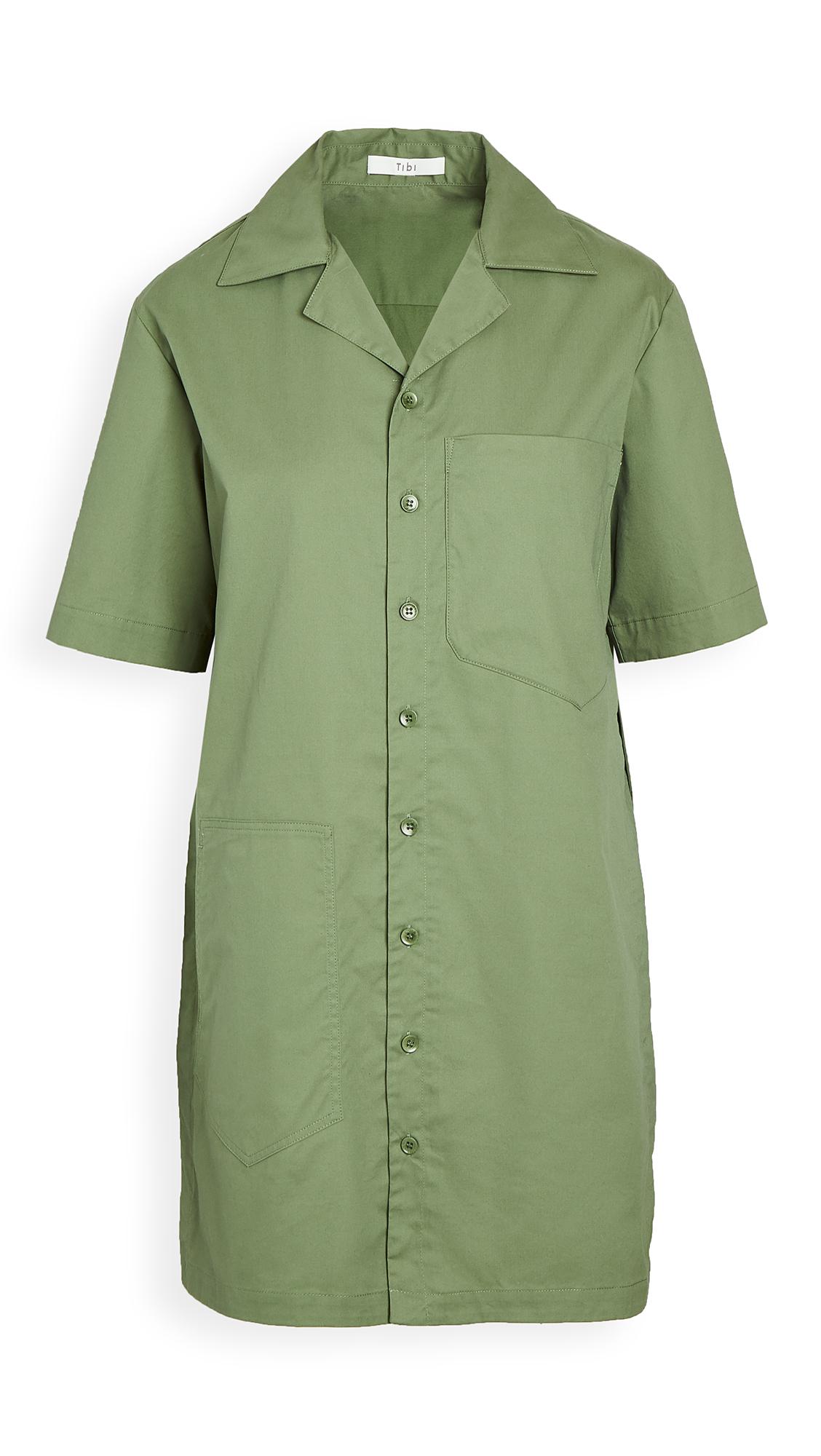Tibi Camp Dress