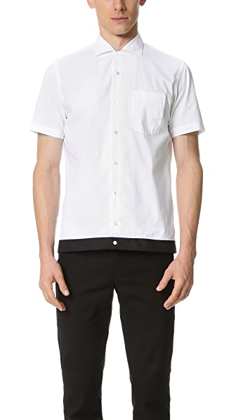 Timo Weiland Bowling Shirt