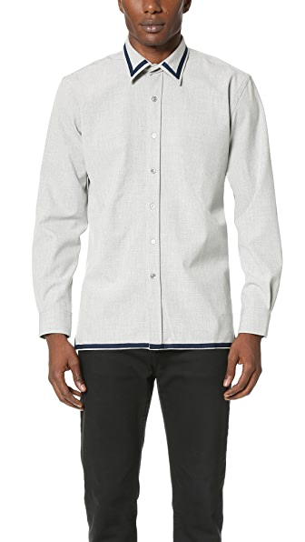 Timo Weiland Dustin Shirt