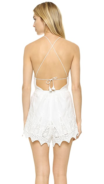The Jetset Diaries Mariposa Romper