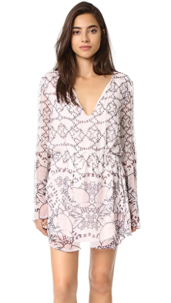 The Jetset Diaries La Luz Mini Dress