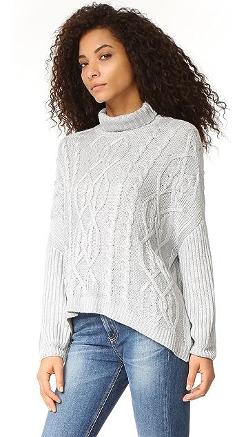 The Jetset Diaries Raina Turtleneck Sweater