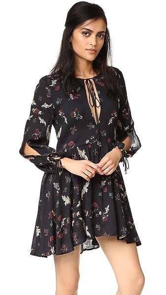 The Jetset Diaries Juniper Mini Dress