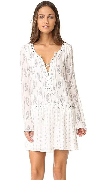 The Jetset Diaries Hayworth Mini Dress