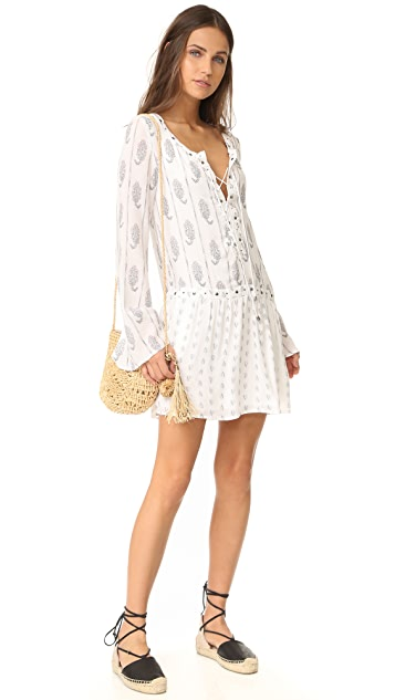 The Jetset Diaries Hayworth Mini Dress