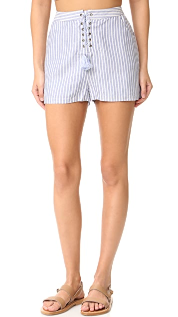 The Jetset Diaries Haven Shorts