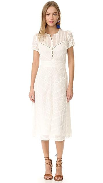 The Jetset Diaries Getaway Midi Dress