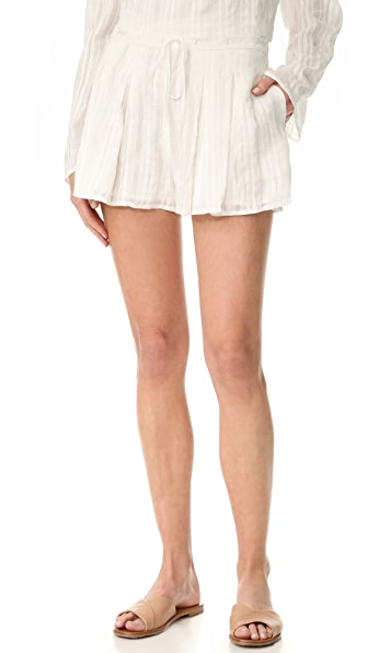 The Jetset Diaries Horizon Shorts