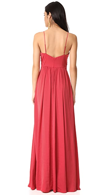 The Jetset Diaries Karisimbi Maxi Dress